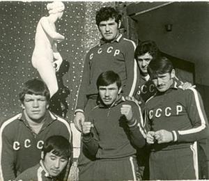 Истроия бокса в России