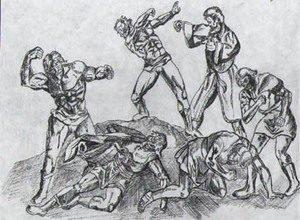 История бокса в Древней Руси