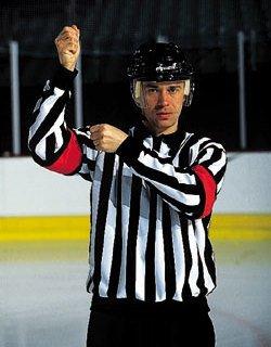 Хоккейный судья