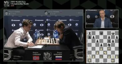 12 party: Karjakin - Carlsen