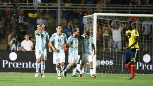 аргентина ноября 15 2017 колумбия